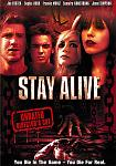 stay alive dvd poster